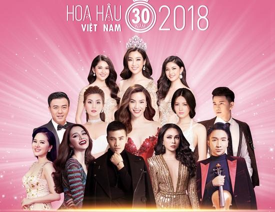 Chung kết Hoa hậu Việt Nam 2018: BTC lên tiếng về vé chợ đen - Ảnh 1