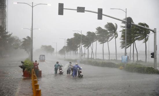 Sẽ còn xuất hiện nhiều siêu bão đáng sợ như Mangkhut - Ảnh 1