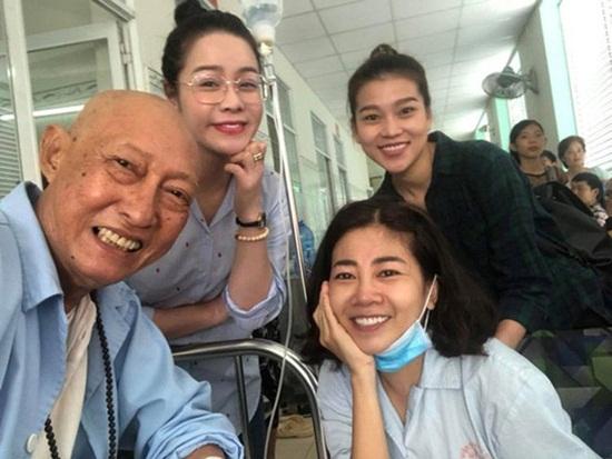 Lê Bình và Mai Phương chung tay giúp đỡ đồng nghiệp bị ung thư - Ảnh 2