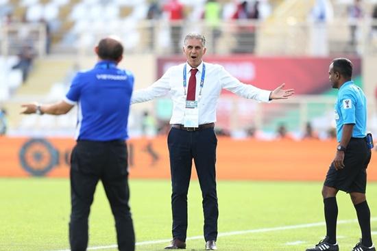 Thắng Việt Nam 2-0, HLV Iran khẳng định chưa chơi đúng phong độ - Ảnh 1