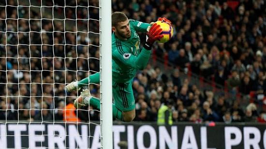 M.U 1-0 Tottenham: Rashford ghi bàn nhưng De Gea mới là ngôi sao sáng nhất - Ảnh 3