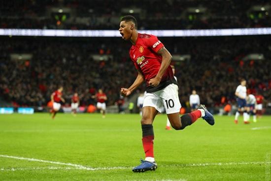 M.U 1-0 Tottenham: Rashford ghi bàn nhưng De Gea mới là ngôi sao sáng nhất - Ảnh 2