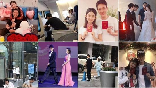 Dương Mịch đã ly hôn nhưng nhìn những tiểu hoa đán này, bạn vẫn có thể tin vào tình yêu - Ảnh 7