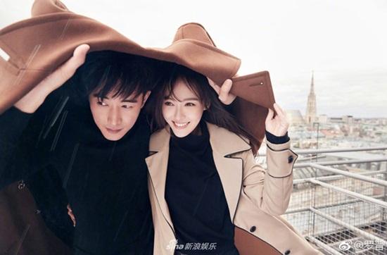 Dương Mịch đã ly hôn nhưng nhìn những tiểu hoa đán này, bạn vẫn có thể tin vào tình yêu - Ảnh 2