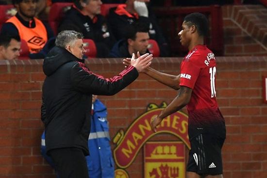 Gặp Rashford trước khi Mourinho bị sa thải, HLV Solskjaer nói lời thấm thía - Ảnh 2