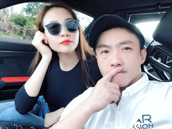 Cường Đô La - Đàm Thu Trang: Chặng đường gần 2 năm bên nhau ngọt ngào trước khi về chung một nhà - Ảnh 11