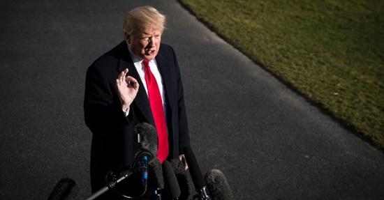 Tổng thống Trump đồng ý tạm thời mở cửa lại Chính phủ Mỹ - Ảnh 1