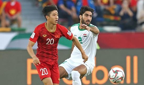 Thua Iraq, truyền thông quốc tế vẫn ca ngợi sự quả cảm của tuyển Việt Nam - Ảnh 1