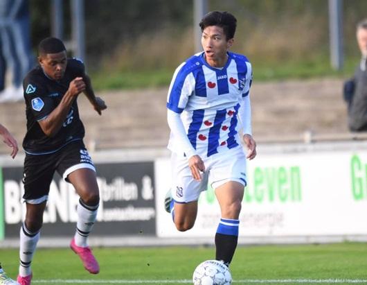Tin tức thể thao mới nóng nhất ngày 1/10: Văn Hậu thể hiện tốt khi đá chính ở đội trẻ Heerenveen - Ảnh 2
