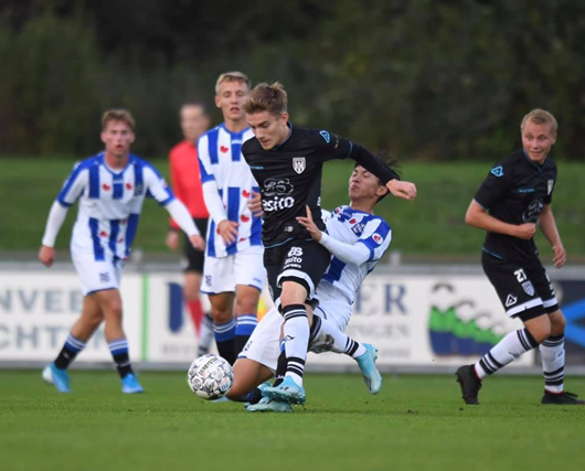 Tin tức thể thao mới nóng nhất ngày 1/10: Văn Hậu thể hiện tốt khi đá chính ở đội trẻ Heerenveen - Ảnh 1
