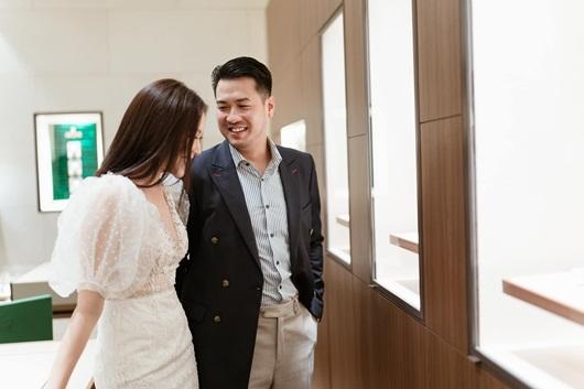 Linh Rin chính thức gặp cha mẹ thiếu gia Phillip Nguyễn - Ảnh 3