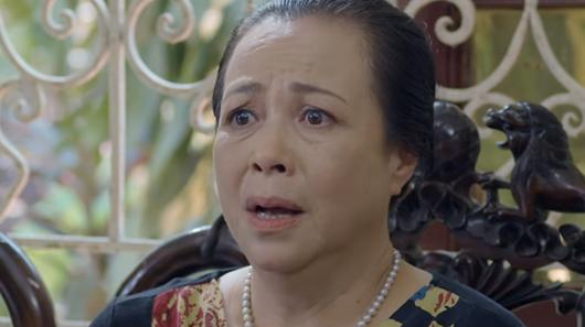 Hoa hồng trên ngực trái tập 19: Bà Kim hé lộ bí mật động trời về con dâu, Khuê có bầu sau khi ly hôn - Ảnh 1