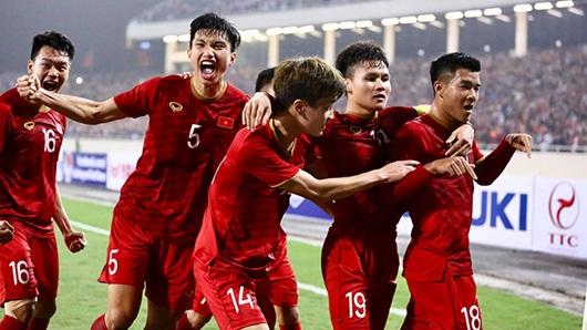 U22 Việt Nam cùng bảng U22 Thái Lan, U22 Indonesia ở SEA Games 30 - Ảnh 1