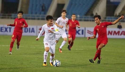 Xem trận Việt Nam - Indonesia vòng loại World Cup 2022 ở những kênh nào? - Ảnh 1