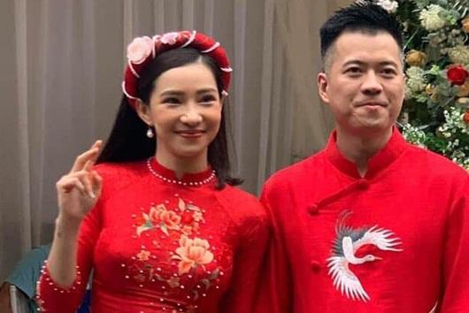 Lưu Đê Ly làm đám hỏi với bạn trai lâu năm Huy DX - Ảnh 1