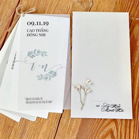 Ông Cao Thắng - Đông Nhi sẽ tổ chức đám cưới ở đảo Phú Quốc vào 9-10/11 - Ảnh 2