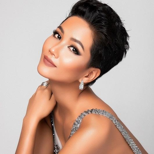 H'Hen Niê phủ nhận tin đồn mang bầu nên dừng đồng hành với Hoa hậu Hoàn vũ Việt Nam - Ảnh 1
