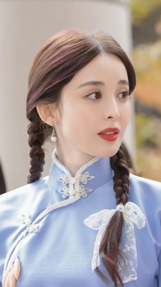 Cổ Lực Na Trát đẹp như tiên nữ với tạo hình thời dân quốc nhưng fan lại lo về diễn xuất - Ảnh 3