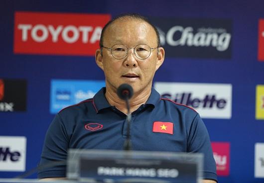 Báo Hàn đưa tin HLV Park Hang-seo nhận mức lương 50.000 USD/tháng - Ảnh 1