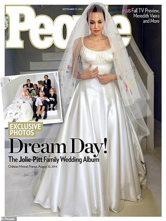 Angelina Jolie không muốn kết hôn nữa sau khi chia tay Brad Pitt - Ảnh 1