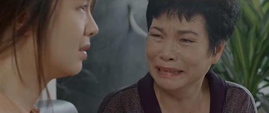 Hoa hồng trên ngực trái tập 17: Khuê đã bị quấy rối mà mẹ ruột còn ra sức gây áp lực khiến cô chấp nhận ly hôn - Ảnh 5