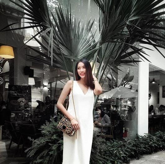 """Loạt hình ảnh giúp Lan Khuê được ca ngợi là """"bà bầu đẹp nhất showbiz Việt"""" - Ảnh 9"""