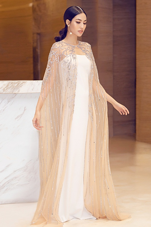 """Loạt hình ảnh giúp Lan Khuê được ca ngợi là """"bà bầu đẹp nhất showbiz Việt"""" - Ảnh 2"""
