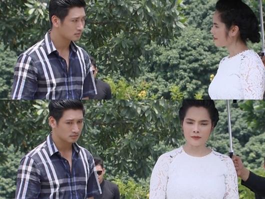 Hoa hồng trên ngực trái tập 25: Dung lật mặt khi Thái sắp thân bại danh liệt, mất cả căn nhà cuối cùng - Ảnh 2