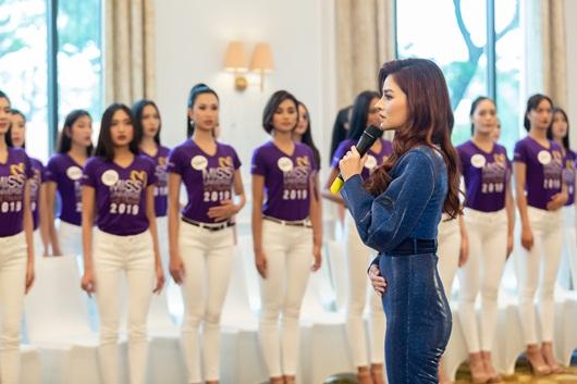 Vũ Thu Phương tức giận với thí sinh Hoa hậu Hoàn vũ Việt Nam: Chị không chấp nhận như vậy! - Ảnh 2