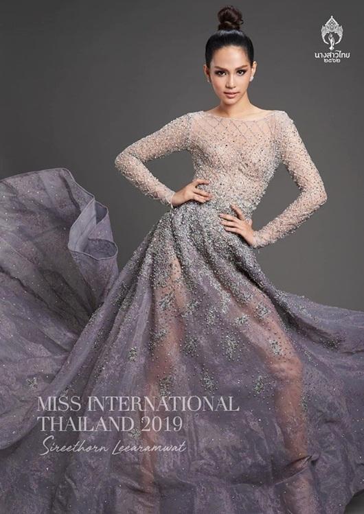 Nhan sắc ngọt ngào và đường cong mê người của tân Hoa hậu Quốc tế người Thái Lan - Ảnh 4