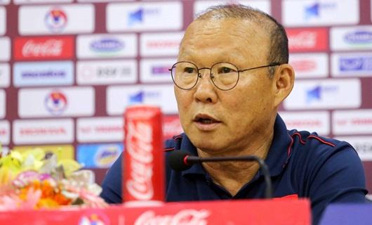 HLV Park Hang-seo: UAE thua Thái Lan chẳng ảnh hưởng gì đến chúng tôi - Ảnh 1