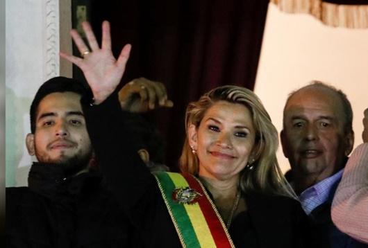 Tổng thống lâm thời Bolivia tuyên bố sớm tổ chức bầu cử - Ảnh 1