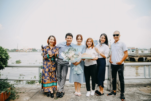 Hé lộ về Tiệm ăn dì ghẻ - bộ phim thay thế Bán chồng phát sóng giờ vàng VTV - Ảnh 4