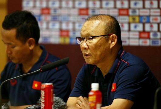 Thầy Park ca ngợi Tuấn Anh, Tiến Linh, khẳng định luôn tin tưởng Công Phượng - Ảnh 2