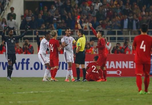 """Báo UAE lẫn báo Thái Lan đều """"ngả mũ"""" trước tuyển Việt Nam - Ảnh 2"""