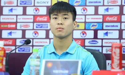 Duy Mạnh nói về ký ức nhặt bóng tại AFF Cup 2008, tuyên bố đá sòng phẳng với Thái Lan - Ảnh 1