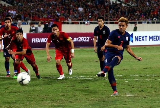 Tin tức thể thao mới nóng nhất ngày 20/11: Cầu thủ Thái Lan xin lỗi vì sút hỏng penalty - Ảnh 1