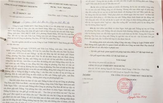 Kiến nghị khởi tố vụ người đàn ông tử vong sau khi đưa về trụ sở công an phường ở Phú Thọ - Ảnh 2