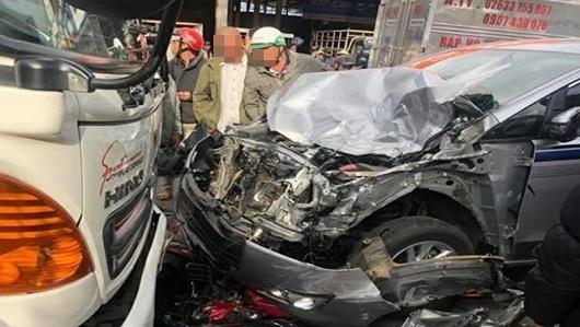 Đà Lạt: Thiếu tá quân đội gây tai nạn khiến cô gái 18 tuổi tử vong - Ảnh 1