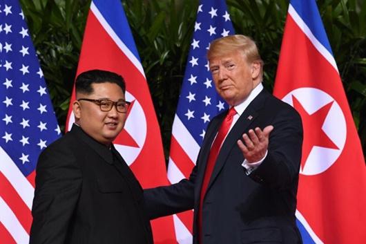 Thượng đỉnh Mỹ - Triều có thể nối lại vào tháng 12/2019 - Ảnh 1