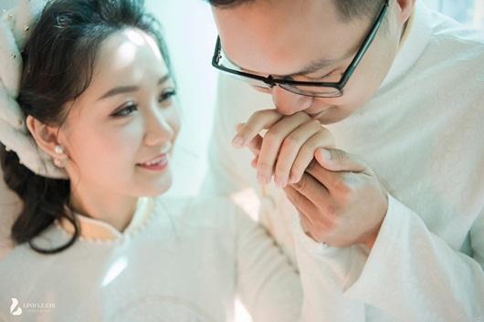 Hé lộ về chồng sắp cưới điển trai của BTV Thời sự Thu Hà - Ảnh 4