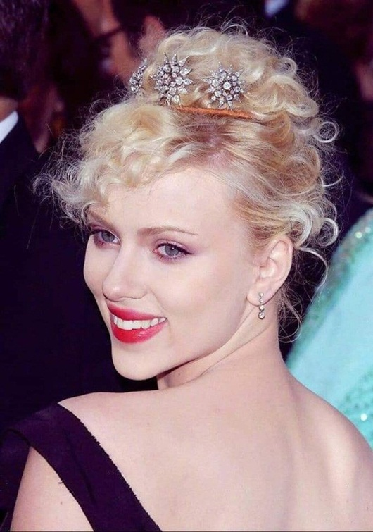 """Ảnh thời trẻ đẹp như tiên nữ của """"biểu tượng gợi cảm"""" Scarlett Johansson - Ảnh 7"""