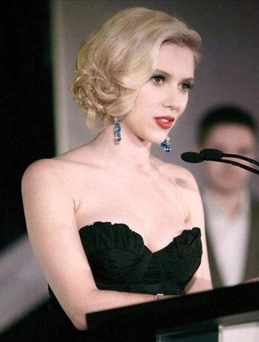 """Ảnh thời trẻ đẹp như tiên nữ của """"biểu tượng gợi cảm"""" Scarlett Johansson - Ảnh 8"""