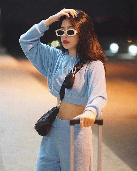 Chi Pu chăm chỉ diện trang phục gợi cảm khoe body cực phẩm hút mắt - Ảnh 10
