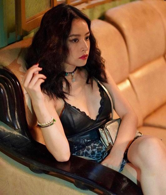 Chi Pu chăm chỉ diện trang phục gợi cảm khoe body cực phẩm hút mắt - Ảnh 9
