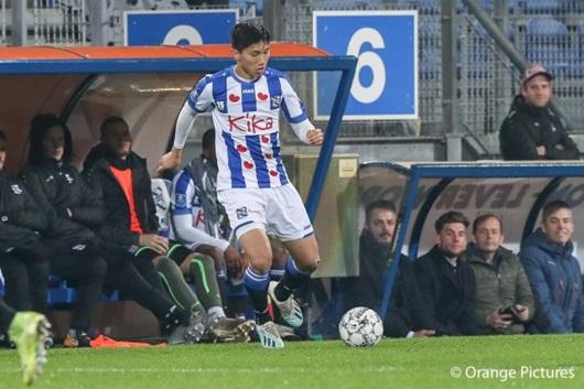 Tin tức thể thao mới nóng nhất ngày 19/12/2019: Văn Hậu nói về việc thẻ vàng trong trận ra mắt Heerenveen - Ảnh 2