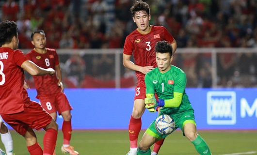 Kịch bản đáng sợ khiến U22 Việt Nam có thể bị loại từ vòng bảng SEA Games 30 - Ảnh 1