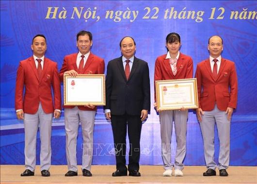 Thủ tướng Nguyễn Xuân Phúc: Thể thao mang lại niềm tự hào cho đất nước - Ảnh 1