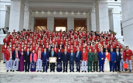 Thủ tướng Nguyễn Xuân Phúc: Thể thao mang lại niềm tự hào cho đất nước - Ảnh 3