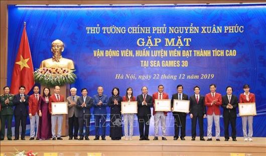 Thủ tướng Nguyễn Xuân Phúc: Thể thao mang lại niềm tự hào cho đất nước - Ảnh 4